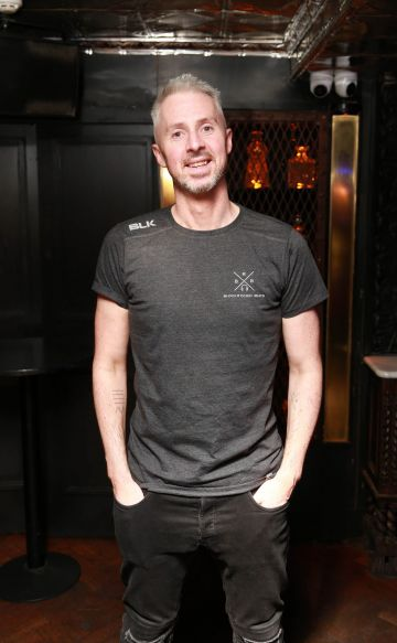 Dec Pierce at Everleigh, the award winning club, bar and venue situated in The Dean Hotel, Harcourt Street for the official launch of the Summer Series at Everleigh with CÎROC Vodka. The Summer Series at Everleigh will see LIVE music and performances from Ireland's top entertainers throughout the summer, along with showcasing the latest CÎROC Vodka bottle experiences and bespoke cocktail menu.