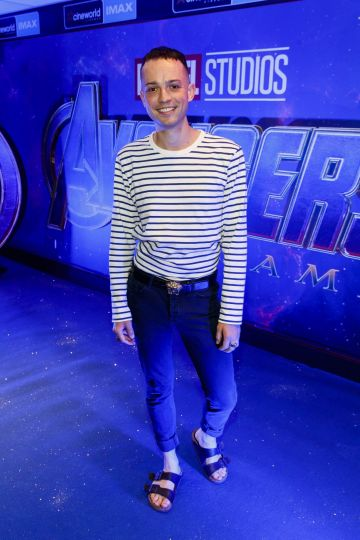 James Kavanagh pictured at the special preview screening of Marvel Studios' Avengers: Endgame at Cineworld Dublin. Picture by: Andres Poveda