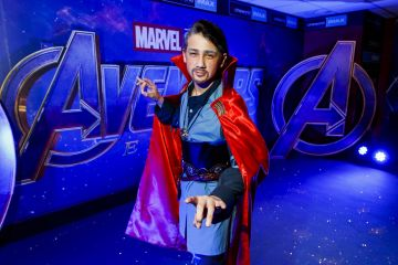 Jack Condron pictured at the special preview screening of Marvel Studios' Avengers: Endgame at Cineworld Dublin. Picture by: Andres Poveda