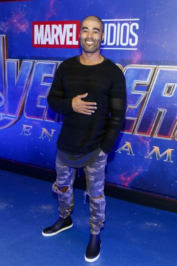 Luke Thomas pictured at the special preview screening of Marvel Studios' Avengers: Endgame at Cineworld Dublin. Picture by: Andres Poveda