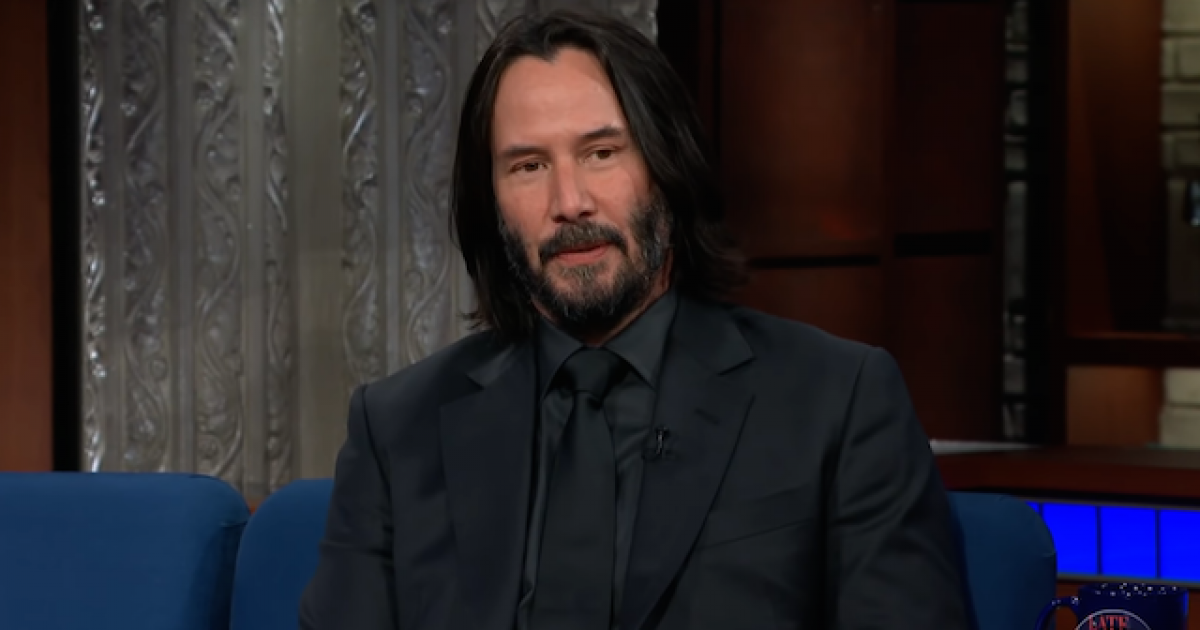 This fan's story about meeting Keanu Reeves proves why he's