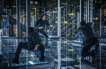 """Keanu Reeves in <a href=""""https://entertainment.ie/cinema/movie-reviews/john-wick-chapter-3-parabellum-398028/"""">John Wick: Chapter 3 - Parabellum</a>"""