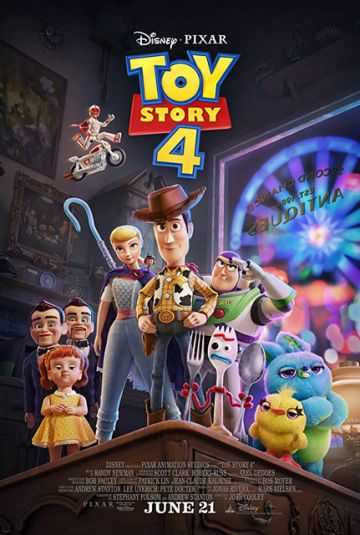 "Tom Hanks, Keanu Reeves, Tim Allen, Annie Potts, Tony Hale, Christina Hendricks, Keegan-Michael Key, Ally Maki, and Jordan Peele in <a href=""https://entertainment.ie/cinema/movie-reviews/toy-story-4-394195/"">Toy Story 4</a>"