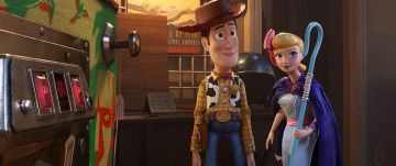"Tom Hanks and Annie Potts in <a href=""https://entertainment.ie/cinema/movie-reviews/toy-story-4-394195/"">Toy Story 4</a>"