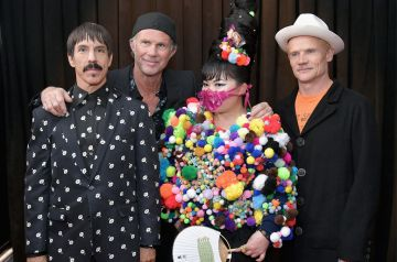 Red Hot Chilli Peppers 2019