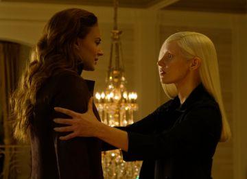 """Sophie Turner and Jessica Chastain in <a href=""""https://entertainment.ie/cinema/movie-reviews/x-men-dark-phoenix-7257/"""">X-Men: Dark Phoenix</a>"""