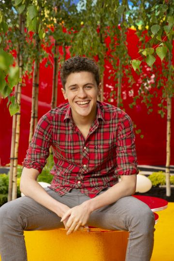 """Wednesday, 29th May, Derry Girls actor Dylan Llewellyn, pictured at the Yesterday, """"What If"""" show garden at this year's Bloom Festival at the Phoenix Park in Dublin inspired by upcoming comedy """"Yesterday"""".  From director Danny Boyle and screenwriter Richard Curtis, and starring Lily James, Yesterday is in cinemas nationwide from June 28th. Photo: Anthony Woods"""
