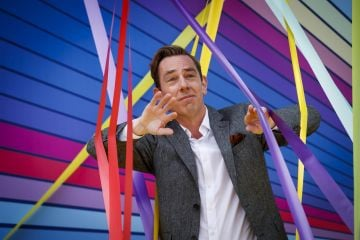 Ryan Tubridy pictured as RTÉ today announced a slate of new impactful Irish programming, star signings and a strong focus on climate as part of its upcoming new season. Picture: Andres Poveda