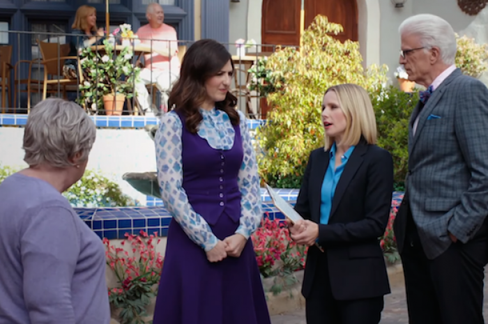 Here's your first look at Season 4 of 'The Good Place'