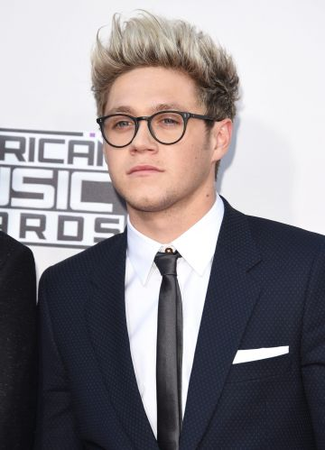 LOS ANGELES, CA - NOVEMBER 22: Recording artist Niall Horan of One Direction attends the 2015 American Music Awards at Microsoft Theater on November 22, 2015 in Los Angeles, California.  (Photo by Jason Merritt/Getty Images)