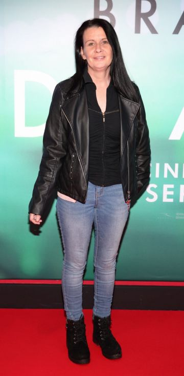 Lisa Harte  at the special preview screening of Ad Astra at Cineworld, Dublin. Pic: Brian McEvoy Photography