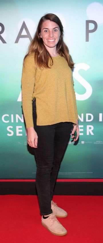 Anne McGarr  at the special preview screening of Ad Astra at Cineworld, Dublin. Pic: Brian McEvoy Photography