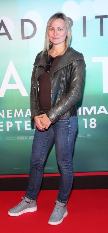 Victoria White  at the special preview screening of Ad Astra at Cineworld, Dublin. Pic: Brian McEvoy Photography