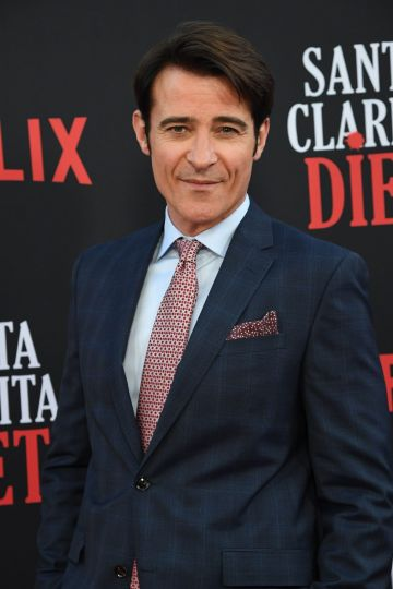 "US/Croatian actor Goran Visnjic attends the premiere of Netflix's ""Santa Clarita Diet"" Season 3, at Hollywood Post 43 in Hollywood on March 28, 2019. (Photo by Robyn Beck / AFP)        (Photo credit should read ROBYN BECK/AFP/Getty Images)"