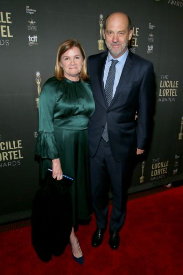 NEW YORK, NEW YORK - MAY 05: Mare Winningham and Anthony Edwards attend the 34th Annual Lucille Lortel Awards on May 05, 2019 in New York City. (Photo by Jemal Countess/Getty Images for The Lucille Lortel Foundation)