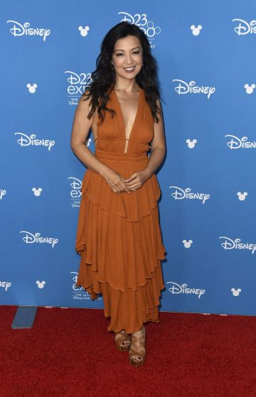 ANAHEIM, CALIFORNIA - AUGUST 23: Ming Na-Wen attends D23 Disney Legends event at Anaheim Convention Center on August 23, 2019 in Anaheim, California. (Photo by Frazer Harrison/Getty Images)