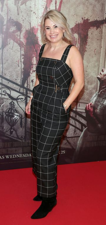 Niamh Martin pictured at the special preview screening of Ready or Not at the Lighthouse Cinema, Dublin. Pic: Brian McEvoy