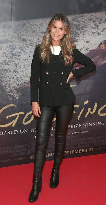 Roz Lipsett pictured at the Irish Premiere screening of The Goldfinch at the Lighthouse Cinema, Dublin.  Picture: Brian McEvoy.