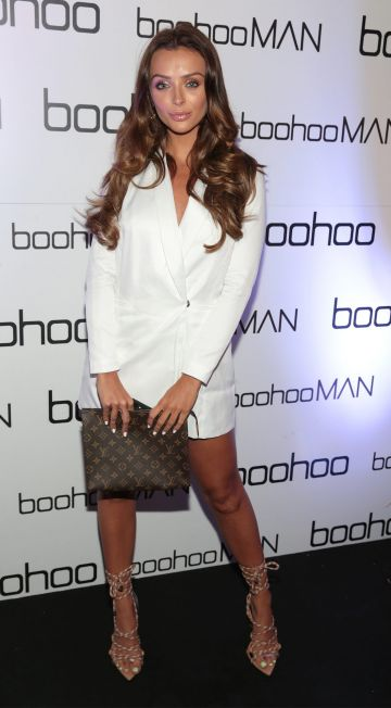 Love Island star Kady McDermott at the Boohoo and BoohooMAN Ambassador Party in The Devlin Hotel, Ranelagh.  Picture: Brian McEvoy