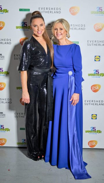 Pictures taken at at the Barretstown 25th Anniversary Gala Ball at the RDS, Ballsbridge ,Dublin.  Pictures: Cathal Mac an Bheatha