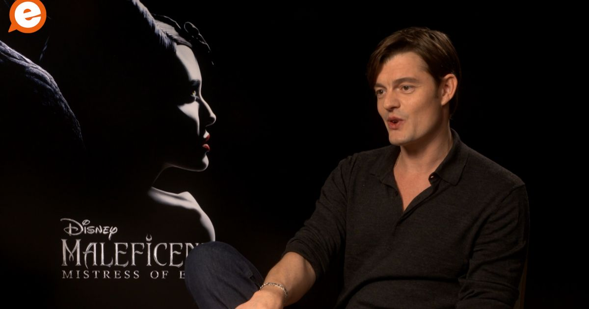 Sam Riley Talks Irish Accents And Returning As Diaval In