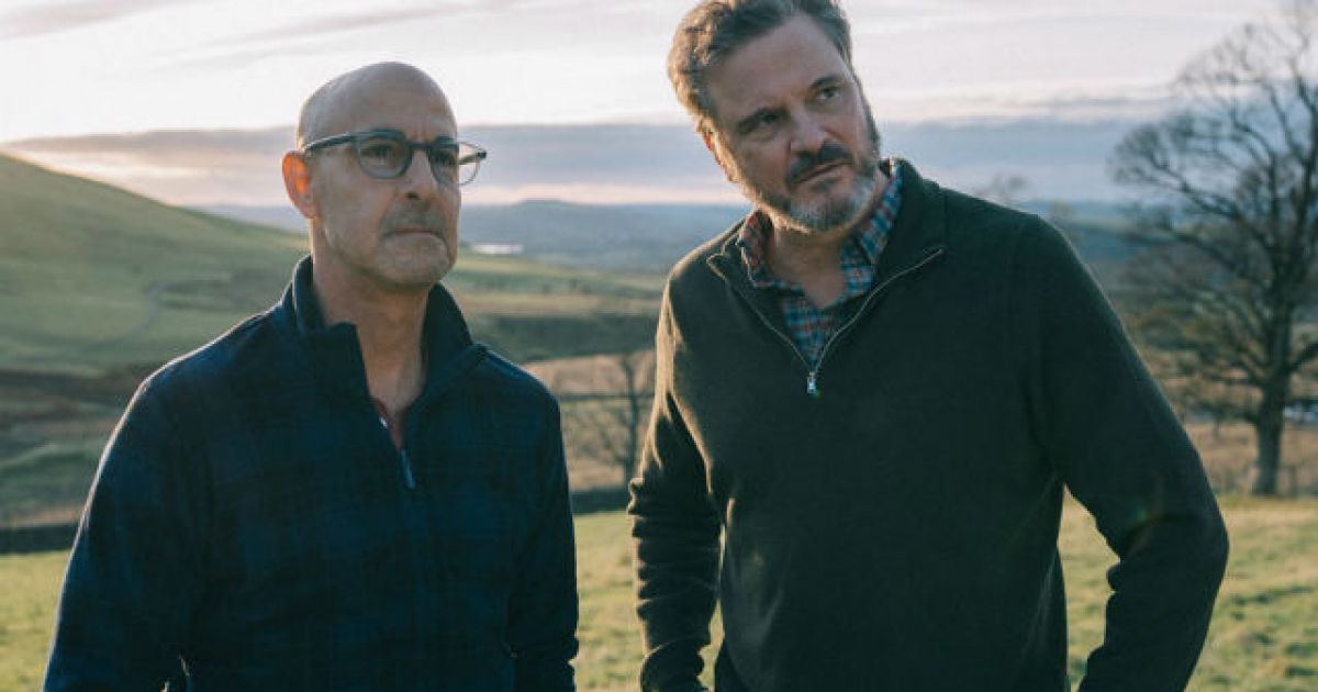 Colin Firth and Stanley Tucci's new movie is a love story ...
