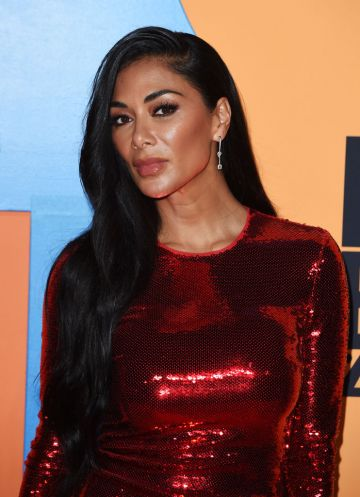 Nicole Scherzinger attends the MTV EMAs 2019 at FIBES Conference and Exhibition Centre on November 03, 2019 in Seville, Spain. (Photo by Kate Green/Getty Images for MTV)