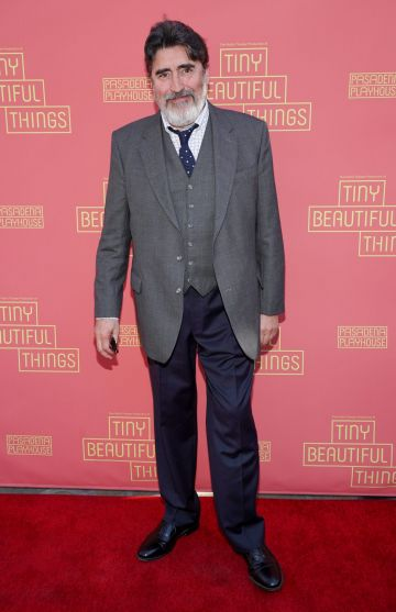 "PASADENA, CALIFORNIA - APRIL 14: Alfred Molina attends the opening night performance of ""Tiny Beautiful Things"" at Pasadena Playhouse on April 14, 2019 in Pasadena, California. (Photo by Rachel Luna/Getty Images)"