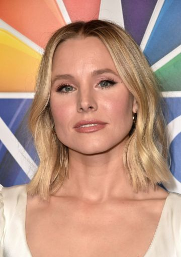BEVERLY HILLS, CALIFORNIA - AUGUST 08: Kristen Bell attends the 2019 TCA NBC Press Tour Carpet at The Beverly Hilton Hotel on August 08, 2019 in Beverly Hills, California. (Photo by Alberto E. Rodriguez/Getty Images)