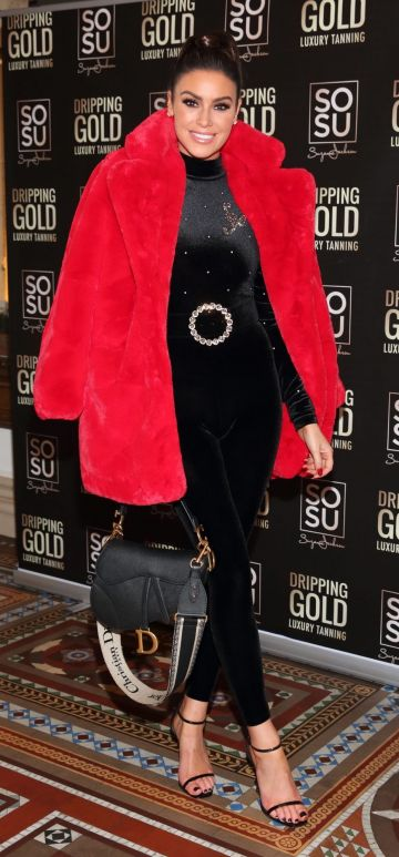 Suzanne Jackson pictured at he launch of her SOSU by Suzanne Jackson 20 piece Christmas Gift Set Collection at the Westin Hotel, Dublin. Pic: Brian McEvoy Photography