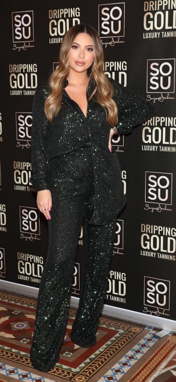 Aisling Chan pictured at the launch the SOSU by Suzanne Jackson 20 piece Christmas Gift Set Collection at the Westin Hotel, Dublin. Pic: Brian McEvoy Photography