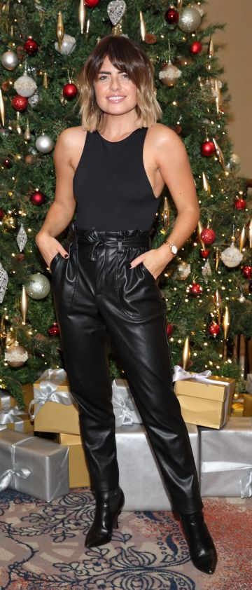 Lauren Arthurs pictured at the launch the SOSU by Suzanne Jackson 20 piece Christmas Gift Set Collection at the Westin Hotel, Dublin. Pic: Brian McEvoy Photography