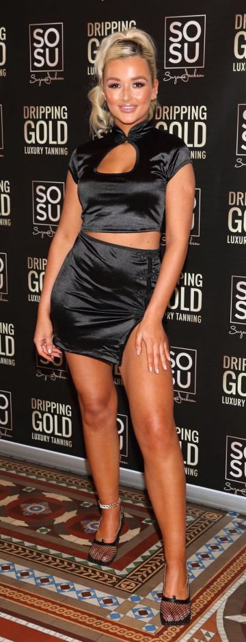 Charleen Murphy pictured at the launch the SOSU by Suzanne Jackson 20 piece Christmas Gift Set Collection at the Westin Hotel, Dublin. Pic: Brian McEvoy Photography