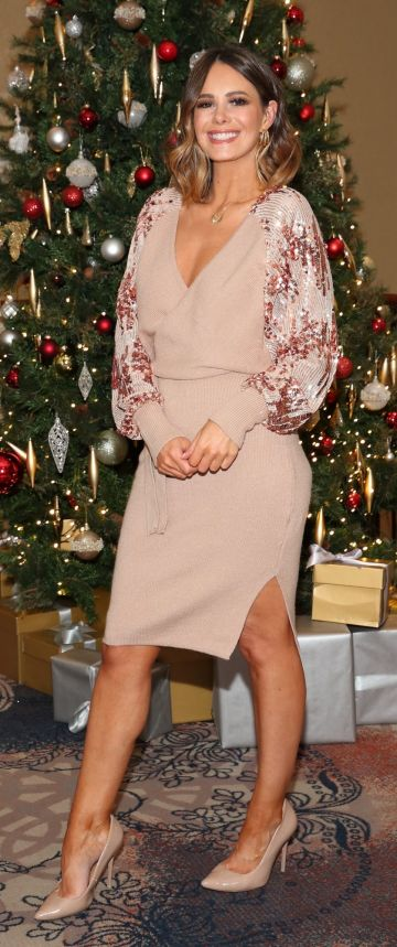 Carol Byrne pictured at the launch the SOSU by Suzanne Jackson 20 piece Christmas Gift Set Collection at the Westin Hotel, Dublin. Pic: Brian McEvoy Photography