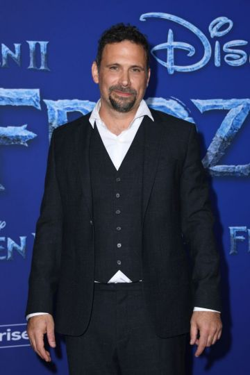 """US actor Jeremy Sisto arrives for Disney's World Premiere of """"Frozen 2"""" at the Dolby theatre in Hollywood on November 7, 2019.(Photo by VALERIE MACON/AFP via Getty Images)"""
