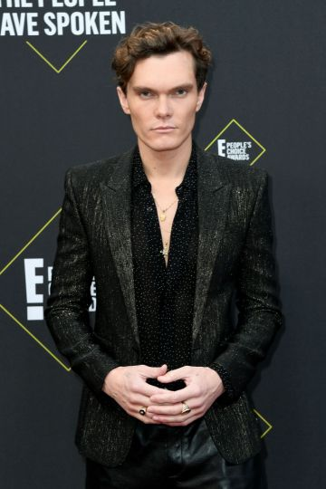Luke Baines attends the 2019 E! People's Choice Awards at Barker Hangar on November 10, 2019 in Santa Monica, California. (Photo by Frazer Harrison/Getty Images)