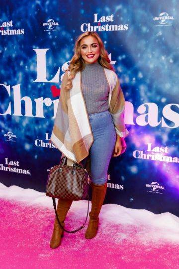 Ellie Kelly pictured at the Universal Pictures Irish premiere screening of Last Christmas at the Light House Cinema, Dublin.  Picture: Andres Poveda