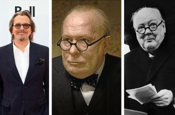 Gary Oldman - Darkest Hour - Winston Churchill