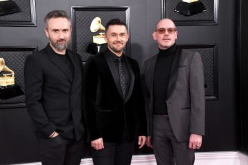 The Cranberries attend the 62nd Annual GRAMMY Awards at Staples Center on January 26, 2020 in Los Angeles, California. (Photo by Steve Granitz/WireImage)