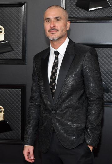 Zane Lowe attends the 62nd Annual GRAMMY Awards at Staples Center on January 26, 2020 in Los Angeles, California. (Photo by Amy Sussman/Getty Images)
