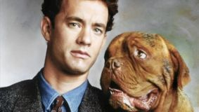 Tom Hanks' next movie sees him play opposite a dog (and a robot)