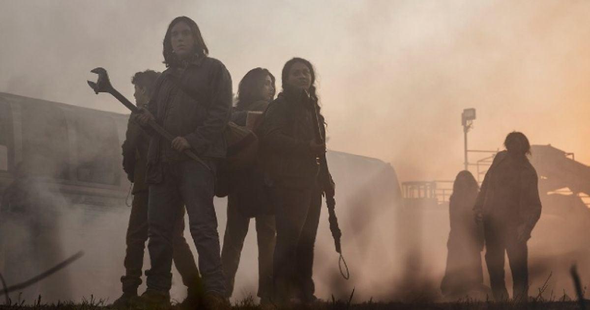 Walking Dead Amazon Prime
