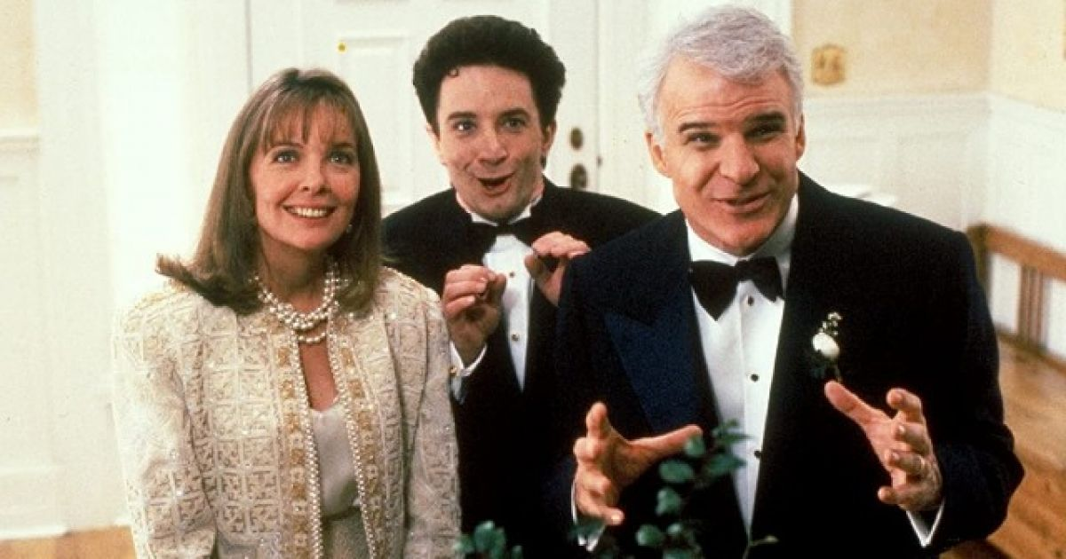 A 'Father of the Bride' reunion special is happening this week