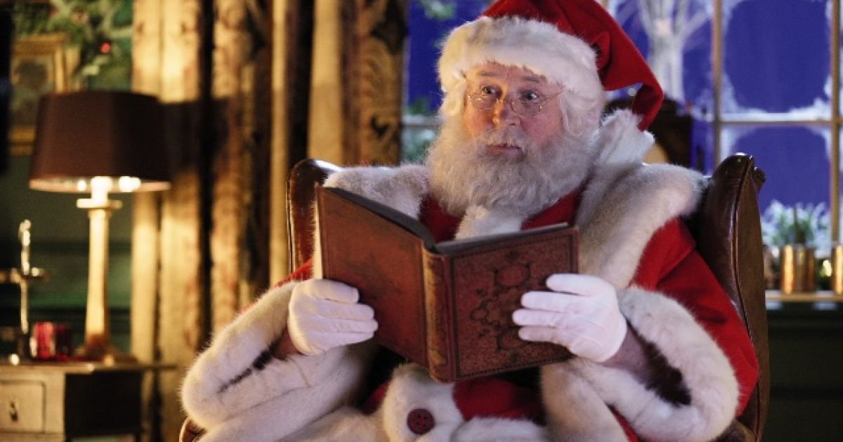 Colm Meaney Stars As Santa In Aldi S Kevin The Carrot Christmas Ad