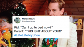 The 10 best tweets from last night's 'Late Late Toy Show'