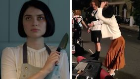 Eve Hewson reveals how she got into character for 'Behind Her Eyes'