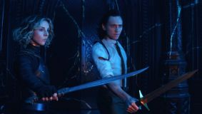 'Loki' director talks about that finale kiss and emotional speech