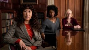Sandra Oh leads dark comedy 'The Chair' - watch the trailer now