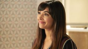 We chat with 'New Girl' star Hannah Simone about the importance of female relationships in the sitcom