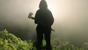 'In The Earth' is the first good pandemic movie, because it's not about it